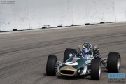 David Brabham - Brabham BT 24 - Historic Grand Prix Zandvoort