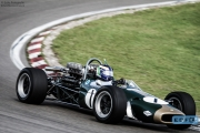David Brabham - Brabham BT24 - Historic Grand Prix Zandvoort