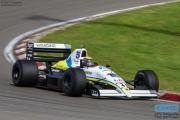 Roberto Moreno - Coloni F1 - Historic Grand Prix Zandvoort