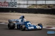 John Delane - Tyrrell 006 - FIA Masters Historic Formula one - Historic Grand Prix Zandvoort