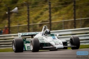 Tommy Dreelan - Williams FW08 - FIA Masters Historic Formula one - Historic Grand Prix Zandvoort