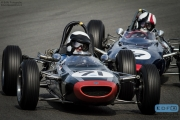 Alan Bailie – Cooper T71/73 – HGPCA Race for Pre 1966 Grand Prix Cars – Historic Grand Prix Zandvoort