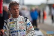 Jan Lammers bij de Historic Grand Prix Zandvoort