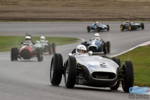 Rod Jolley - Lister Jaguar Monzanapolis - Historic Grand Prix Zandvoort
