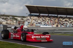 Torgny Johansson - March 782 - Historic Formula 2 Championship - Historic Grand Prix Zandvoort