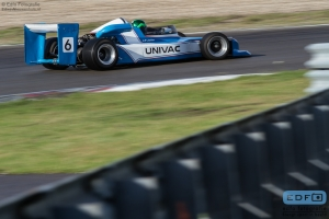 Martin Stretton - March 782 - Historic Formula 2 Championship - Historic Grand Prix Zandvoort