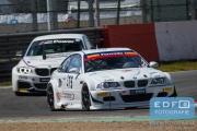 Ward Sluys - Frédérique Jonckheere - BMW M3 - BelCar Trophy - BRCC - New Race Festival Circuit Zolder