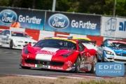 Thiers - Thiers - Autostal Atlantic - Ferrari 458 - BelCar Trophy - BRCC - New Race Festival Circuit Zolder