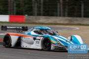 Paul Sieljes - Blueberry Racing - Praga R1 - Supercar Challenge - New Race Festival - Circuit Zolder