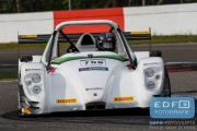 Jaques Derenne - Ichiban Racing - Radical SR3RS - Supercar Challenge - New Race Festival - Circuit Zolder