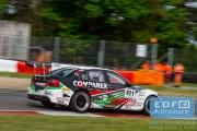 Steve Vanbellingen - Eric Qvick - Comparexracing - BMW WTCC - Supercar Challenge - New Race Festival - Circuit Zolder