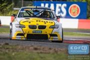 Philippe Bonneel - Bas Schouten - EMG Motorsport - BMW M3 E92 3.2 - Supercar Challenge - New Race Festival - Circuit Zolder