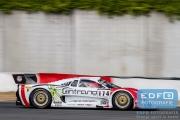 Javier Morcillo - Manuel Cintrano - Neil Garner Motorsport - Mosler MT900R GT3 - Supercar Challenge - New Race Festival - Circuit Zolder