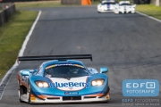 Berry van Elk - BlueBerry Racing - Mosler MT900R GT3 - Supercar Challenge - New Race Festival - Circuit Zolder