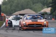 Sijthof - Stijhof - V8 Racing - Mercedes SLS GT3 - Supercar Challenge - New Race Festival - Circuit Zolder