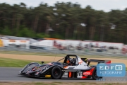 Donald Molenaar - Radical Benelux - Radical SR8 - Supercar Challenge Superlights - New Race Festival - Circuit Zolder