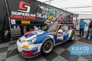 Erol Ertan - René Wijnen - Lammertink Racing - Porsche 997 GT Cup - Supercar Challenge - New Race Festival - Circuit Zolder