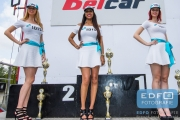 IDIS Girls - Podium - Supercar Challenge Superlights - New Race Festival - Circuit Zolder
