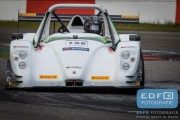 Jacques Derenne - Ichiban Racing - Radical SR3RS - Supercar Challenge - New Race Festival - Circuit Zolder