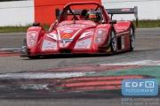 Pim van Riet - Danny Brand - Radical Benelux - Radical SR8 - Supercar Challenge - New Race Festival - Circuit Zolder