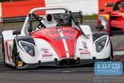 Wibo Rademaker - Radical Benelux - Radical SR3 - Supercar Challenge - New Race Festival - Circuit Zolder