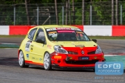 Rutgers - Poland - Spirit Racing - Renault Clio RS 2.0 16V - Supercar Challenge - New Race Festival - Circuit Zolder