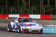 Ertan - Wijnen - Lammertink Racing - Porsche 997 GT3 Cup - Supercar Challenge - New Race Festival - Circuit Zolder
