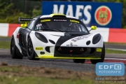 Carlijn Bergsma - Pieter de Jong - Van der Kooi Racing - Lotus Exige - Supercar Challenge - New Race Festival - Circuit Zolder