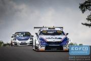 Ward Sluys - Frédérique Jonckheere - JR Motorsport - BMW M4 Silhouette - Supercar Challenge - New Race Festival - Circuit Zolder