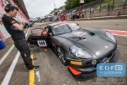 David Krayem - Ben Scrivens - Krayem Racing - Ginetta G50 GT4 - Supercar Challenge - New Race Festival - Circuit Zolder