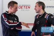 Joey van Splunteren - Yorck Schumacher - Bas Koeten Racing - Supercar Challenge Superlights - New Race Festival - Circuit Zolder