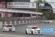Dennis de Groot - Marth de Graaf - JR Motorsport - BMW 132 GTR - Supercar Challenge - New Race Festival - Circuit Zolder