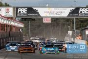 Start Super GT en GTB - Supercar Challenge - New Race Festival - Circuit Zolder