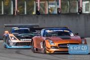 Sijthoff - Sijthoff - V8 Racing - Mercedes SLS GT3 - Supercar Challenge - New Race Festival - Circuit Zolder