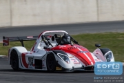 Wibo Rademaker - Radical Benelux - Radical SR3 - Supercar Challenge Superlights - New Race Festival - Circuit Zolder
