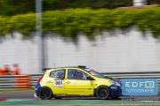 Stan van Oord - Spirit Racing - Renault Clio RS 2.0 - Supercar Challenge - New Race Festival - Circuit Zolder