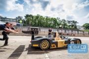 Yorck Schumacher - Joey van Splunteren - Bas Koeten Racing - Wolf GB08 - Supercar Challenge Superlights - New Race Festival - Circuit Zolder