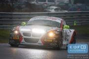 Eric van den Munckhof - Henry Zumbrink - BMW Z4 GTR - Munckhof Racing