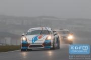 Paul Geeris - Tjarco Jilesen - Porsche Cayman GT4 - PG Motorsport