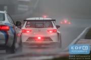 Martin Huisman - Teunis van der Grift - Seat Leon TCR - Ferry Monster Autosport