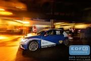 Martin van den Berge - Peter Altevogt - Seat Leon TCR - Bas Koeten Racing