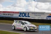 Melvin de Groot - Bleekemolen - Renault Clio 4 - Paasraces 2015 - Circuit Park Zandvoort
