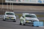 Sebastiaan Bleekemolen - Bleekemolen - Renault Clio 4 - Paasraces 2015 - Circuit Park Zandvoort
