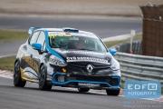 Stan van Oord Jr. - Certainty - Renault Clio 4 - Paasraces 2015 - Circuit Park Zandvoort