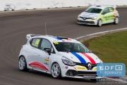 Loris Hezemans Jr. - Bleekemolen - Renault Clio 4 - Paasraces 2015 - Circuit Park Zandvoort