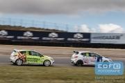 Ronald Morien - Certainty - Michael Bleekemolen - Bleekemolen - Renault Clio 4 - Paasraces 2015 - Circuit Park Zandvoort