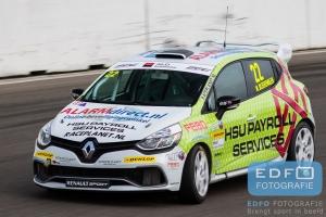 Michael Bleekemolen - Bleekemolen - Renault Clio 4 - Paasraces 2015 - Circuit Park Zandvoort