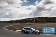 Dennis de Borst - Martin de Kleijn - SEAT Leon Cup Racer - FEBO Racing Team Ferry Monster Autosport - Supercar Challenge - Supersportklasse - Paasraces 2015 - Circuit Park Zandvoort
