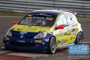 Rob Nieman - Renault Clio RS 2.0 16V - Spirit Racing - Supercar Challenge - Sportklasse - Paasraces 2015 - Circuit Park Zandvoort