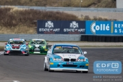 Ronald van Loon - BMW E46 M3 - Blueberry Racing - Supercar Challenge - Supersportklasse - Paasraces 2015 - Circuit Park Zandvoort